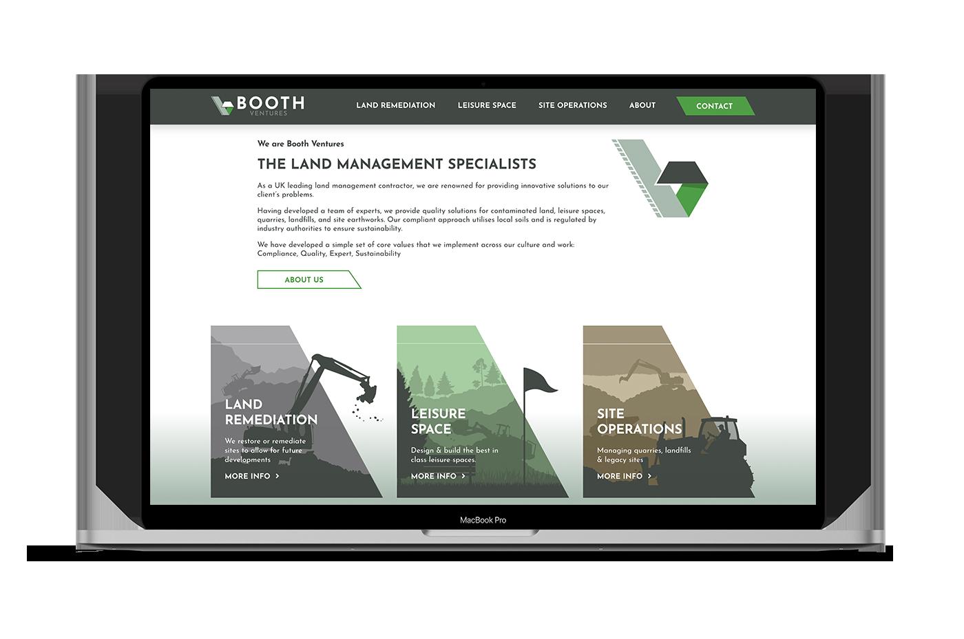 Booth Ventures Macbook